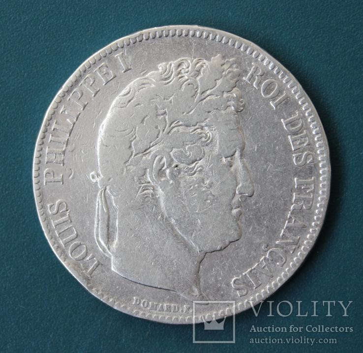 5 франков 1832