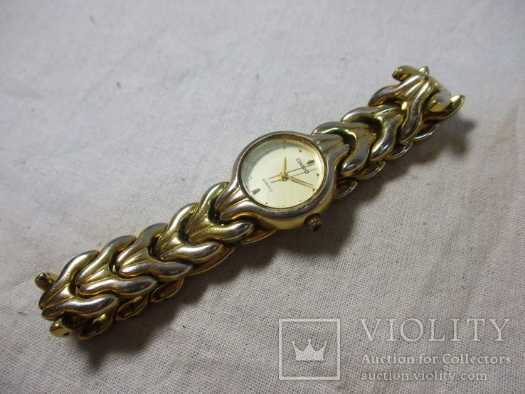 Часы-подделка Casio Quartz, фото №2