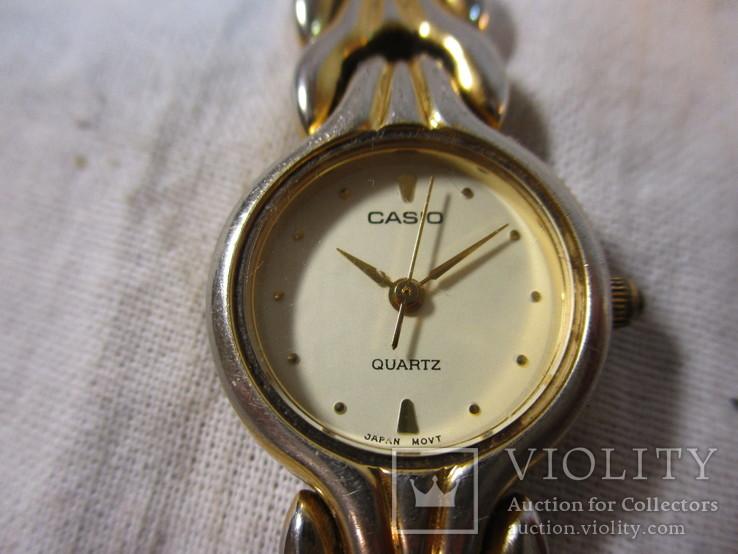 Часы-подделка Casio Quartz, фото №3