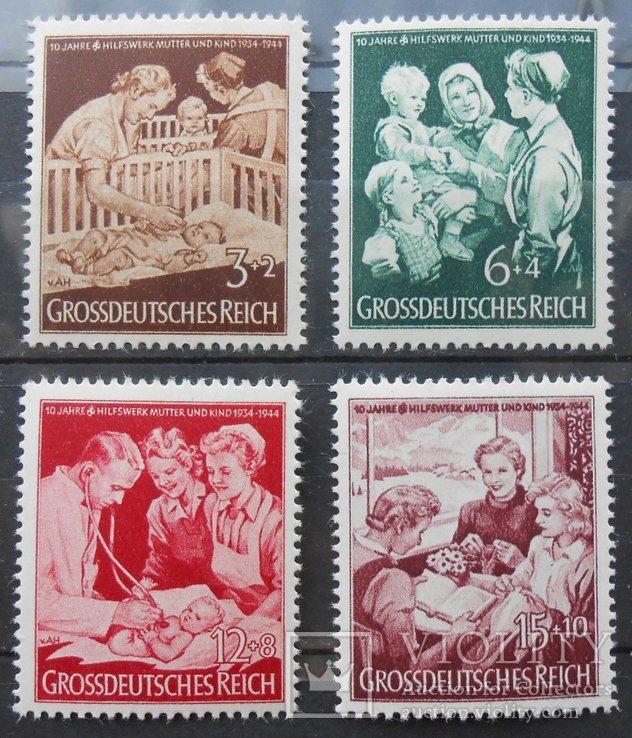 1944 г. Германия Мать и дитя (**) Полная серия