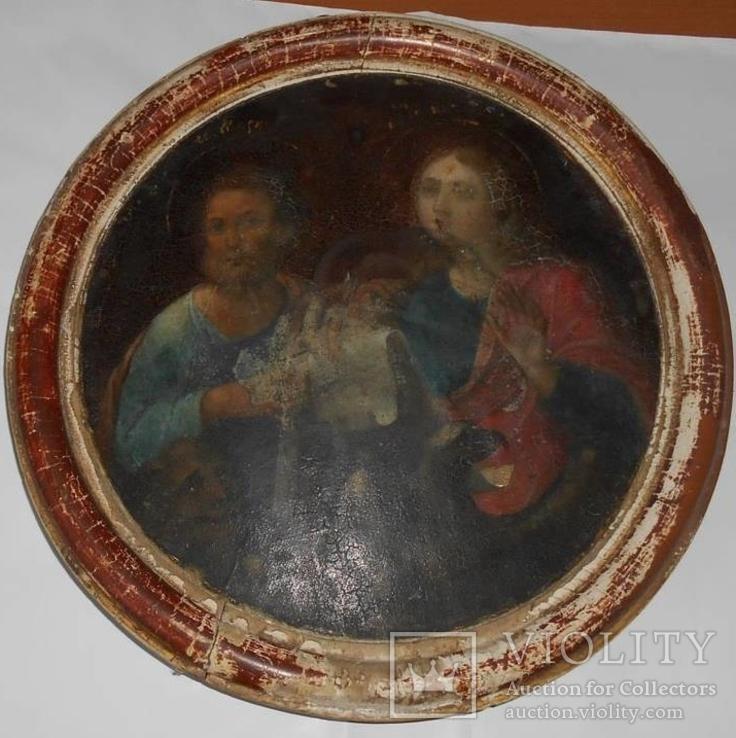 Икона №3 св. Марк и Иоанн