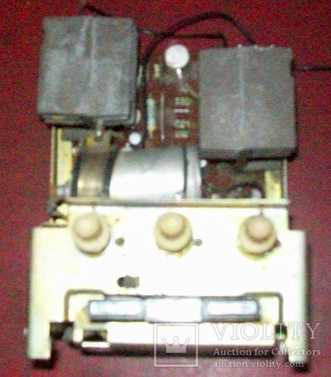 Усилитель низкой частоты транзисторный c проигрывателя., фото №2