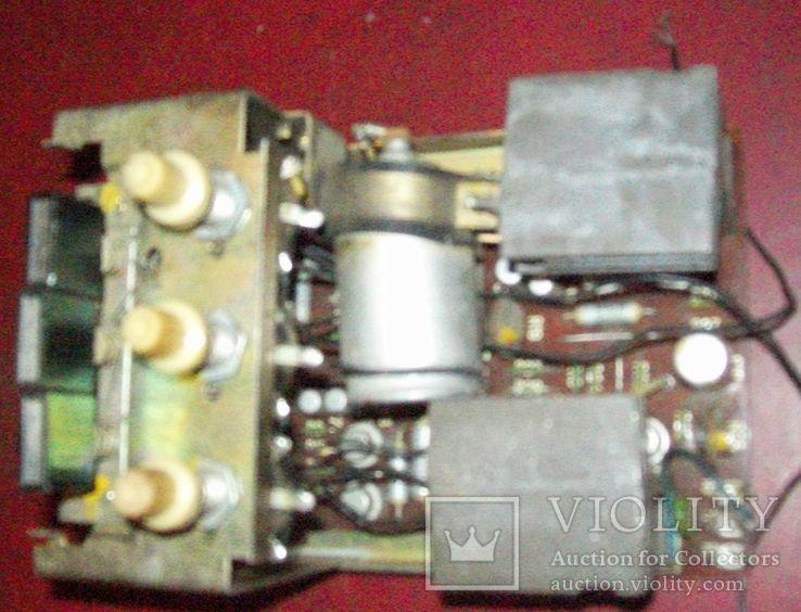 Усилитель низкой частоты транзисторный c проигрывателя., фото №4