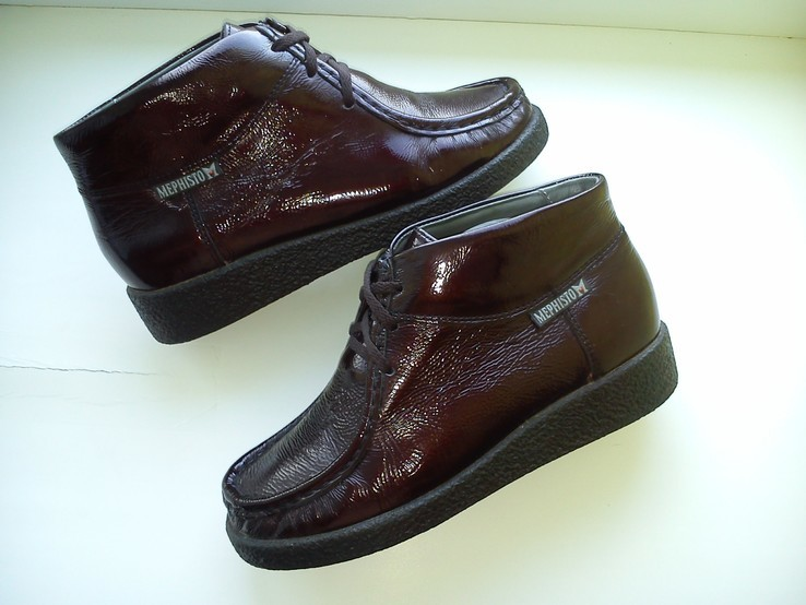 Ботинки Mephisto  из Натуральной Кожи (Розмір-36)