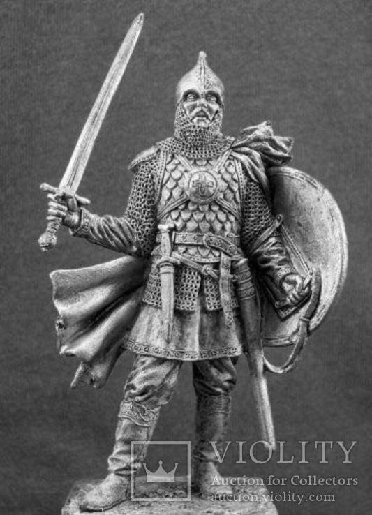 Русь. Воин, 14 век