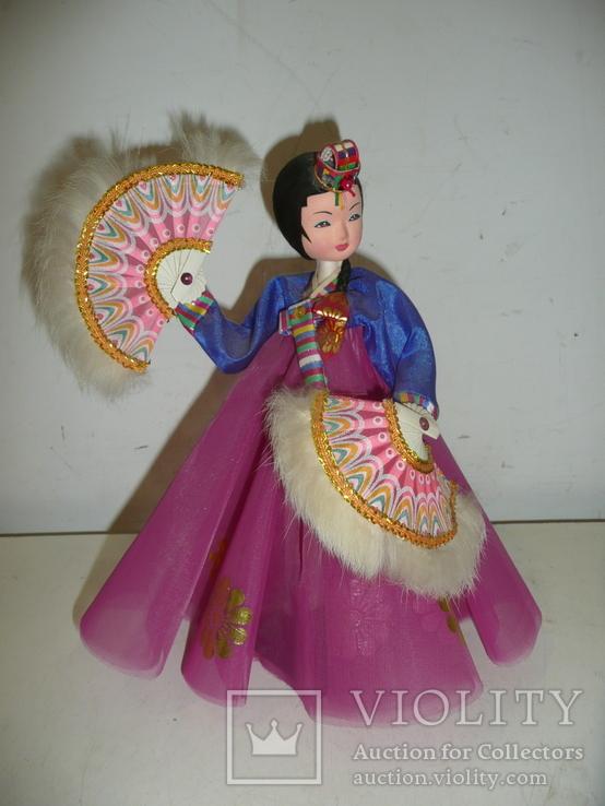Кукла Korean Native Dolls