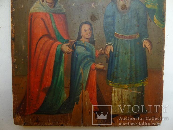 Введение во храм Пресвятой Богородицы, фото №5