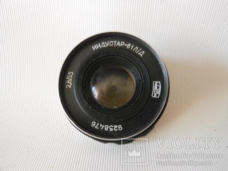 Объектив Индустар 61ЛД (лантановая оптика), фото №4