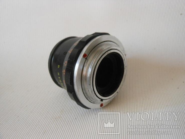 Объектив Индустар 61ЛД (лантановая оптика), фото №5