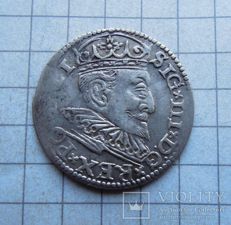 Трояк Сігізмунда 1596р.