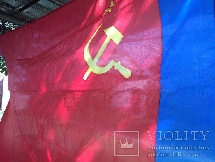 Флаг шелковый №9, фото №5