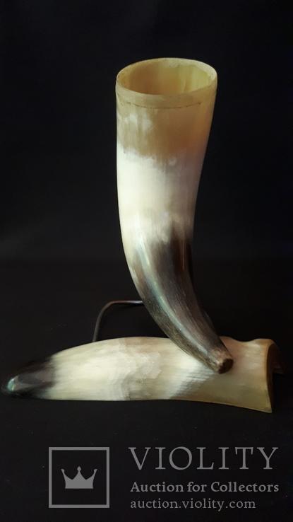 Карандашница из рога., фото №2