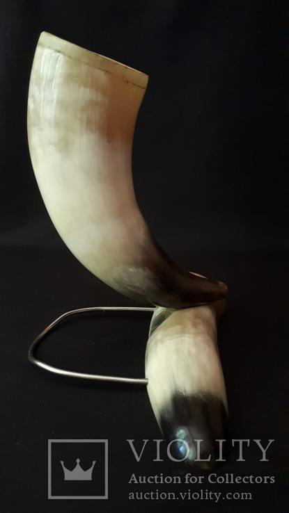 Карандашница из рога., фото №5
