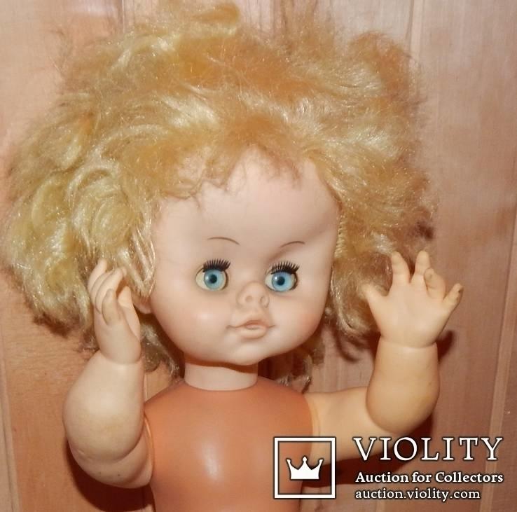 Кукла печать-клеймо 45 см, фото №5
