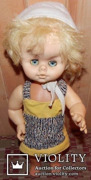 Кукла печать-клеймо 45 см, фото №6