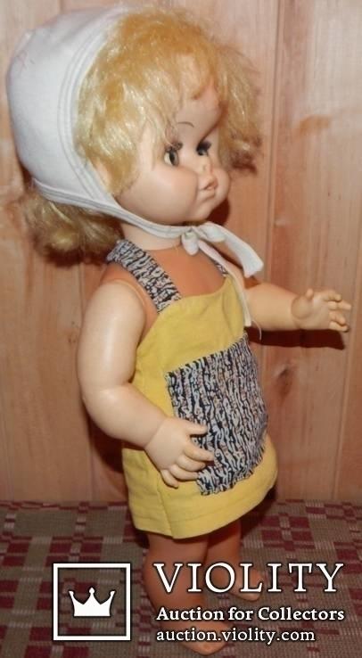 Кукла печать-клеймо 45 см, фото №7