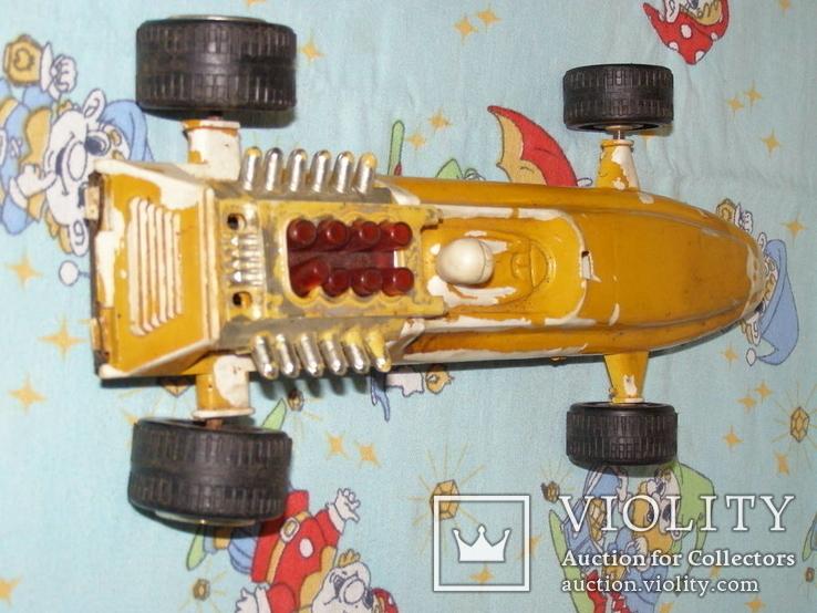 Гоночная машинка (СССР, 28 см), фото №4