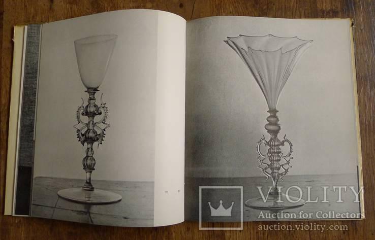 Венецианское стекло. На немецком., фото №6
