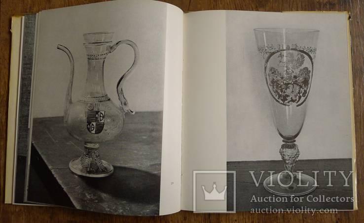 Венецианское стекло. На немецком., фото №7
