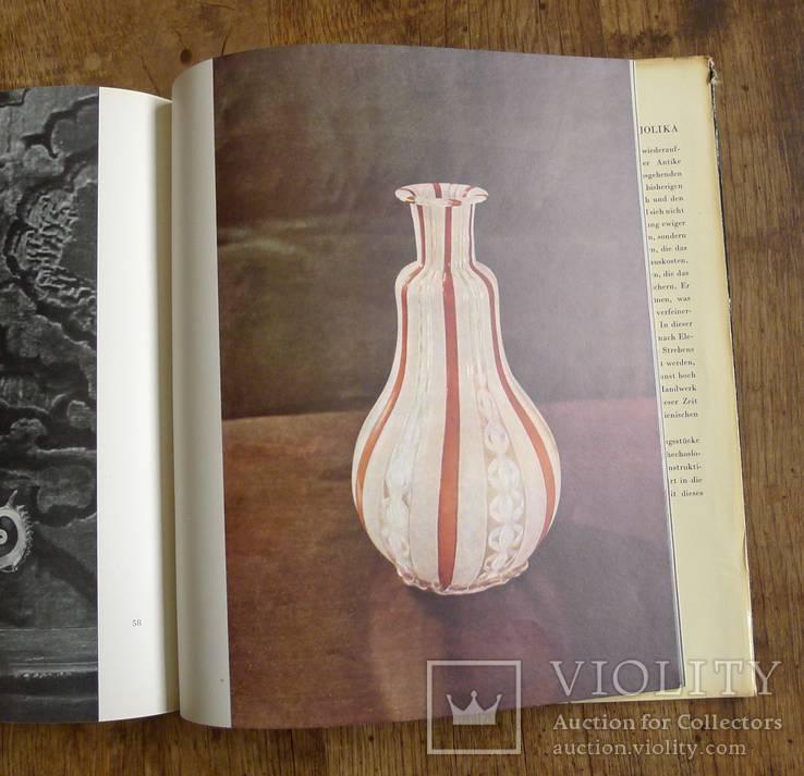 Венецианское стекло. На немецком., фото №10