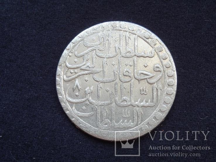 60 Пара Мустафа 3.Чекан Исламбул после 1171 г.х..