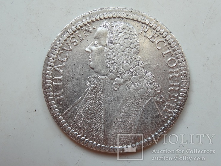 Талер Рагуза UNC 1765 год.