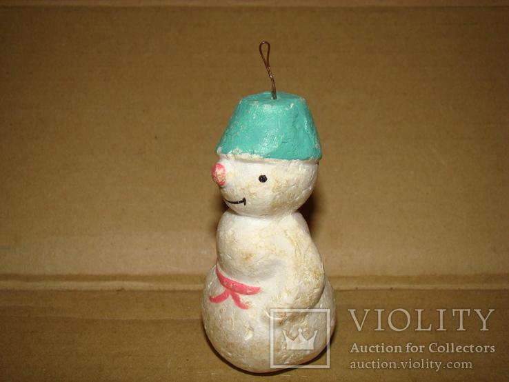 Снеговик, фото №3