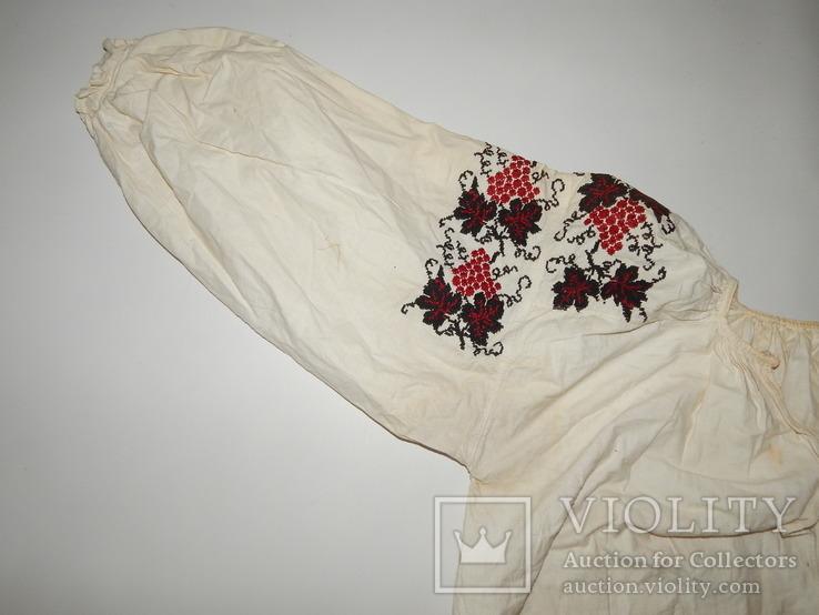 Сорочка вишиванка старовинна 3467, фото №5