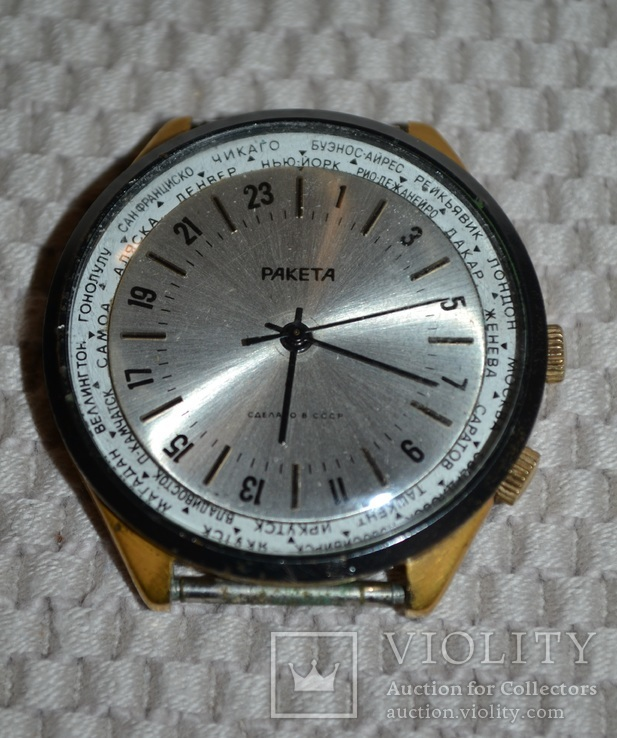 Начните покупать наручные часы raketa в сша по низким ценам прямо сейчас.