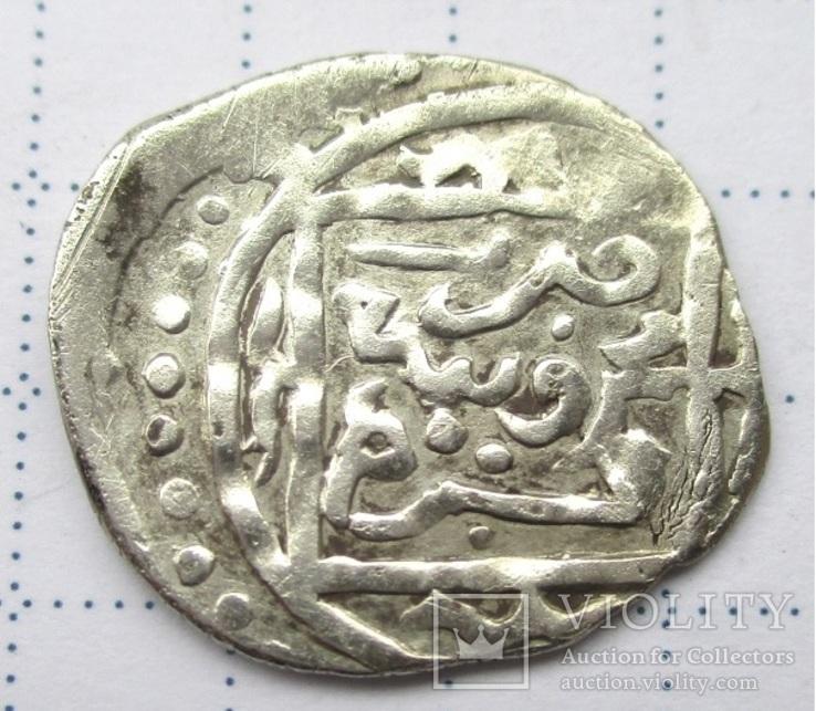 Данг хана Бек-Пулада, 794 год Хиджры, чекан Махрусса Крым.