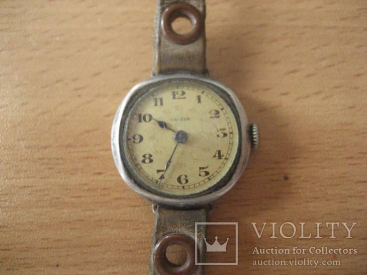 """Часы женские """"Salter"""", серебро 800*, фото №2"""