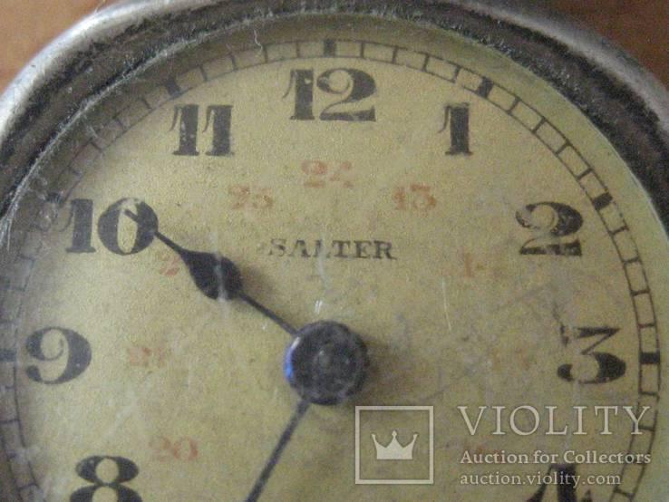 """Часы женские """"Salter"""", серебро 800*, фото №3"""
