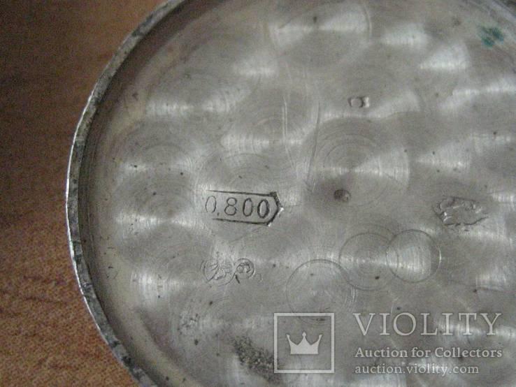"""Часы женские """"Salter"""", серебро 800*, фото №6"""