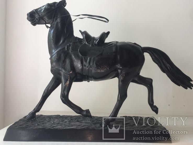 Большой конь Касли 1963