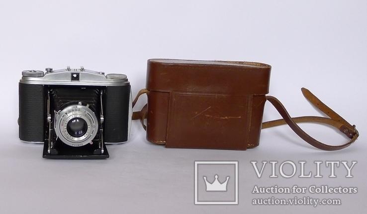 Фотоаппарат гармошка Agfa Isolette II