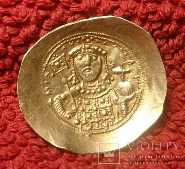 Гістаменон Михаїла VII (1071-1078 рр.).