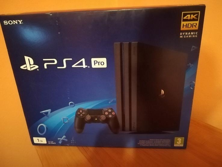 PlayStation®4 Pro ( Нова, гарантія 12 місяців )