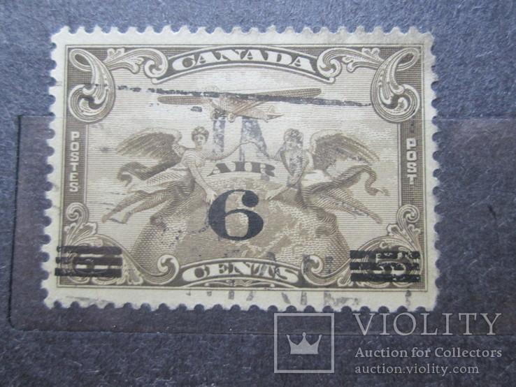 Канада 1932 гаш