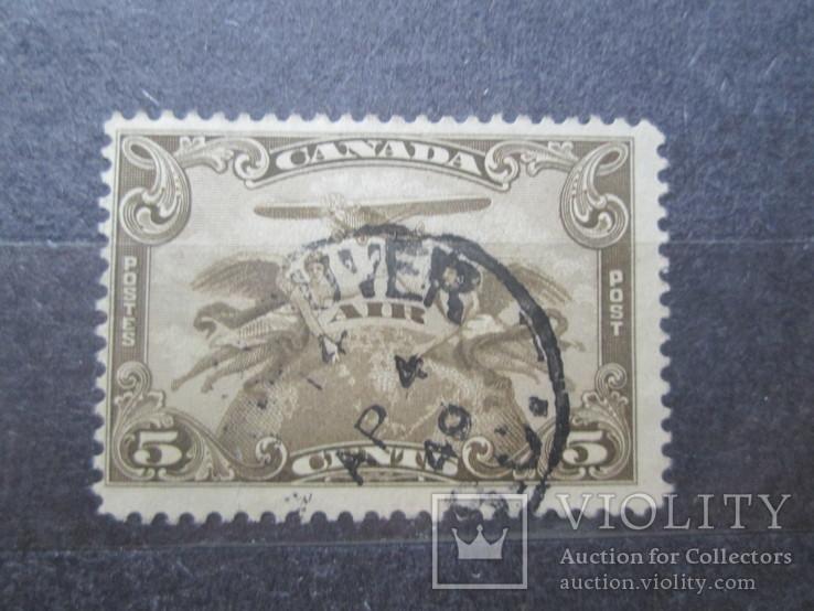 Канада 1928 гаш
