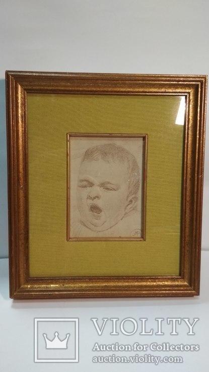 Зивающий мальчик, Европа, фото №2