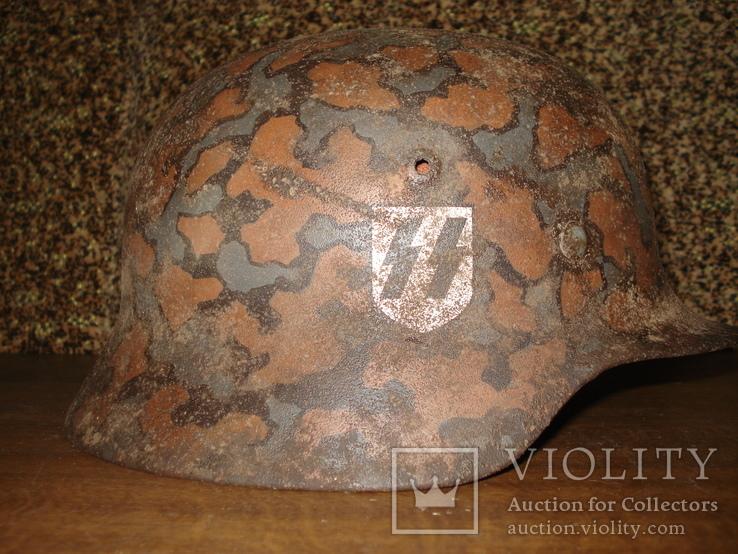 Каска немецкая (шлем)