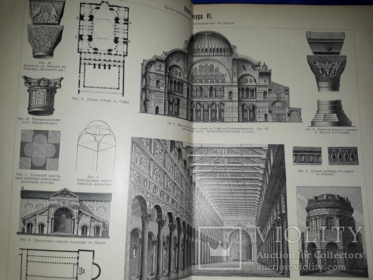 1900 Архитектура и стили