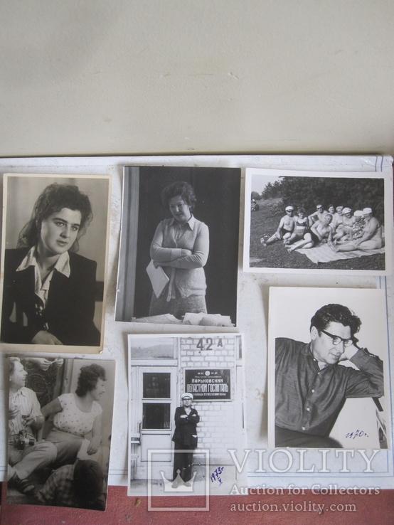Архив З. В. Котовой ( первый диктор Харьковского телевидения ), фото №4