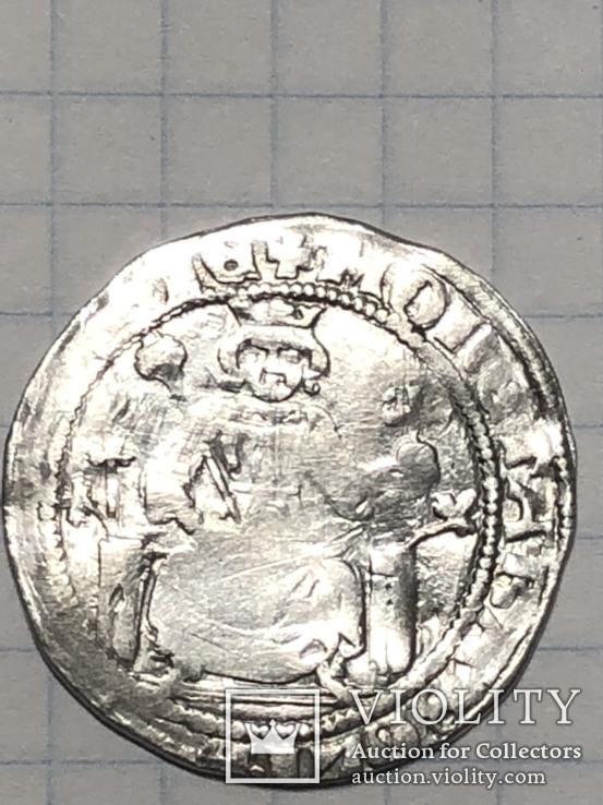 Монета Карл І Роберт (1288–1342) Угорщина Старт з 1 гривні.