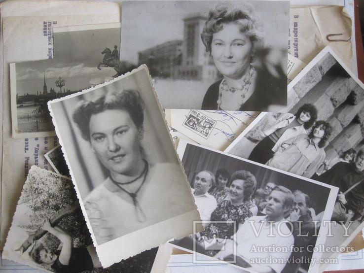 Архив З. В. Котковой ( первый диктор Харьковского телевидения ), фото №2
