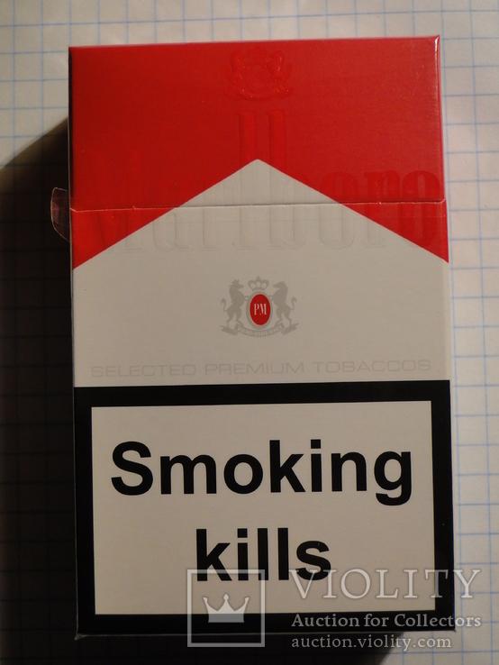 Сигареты Marlboro Швейцария