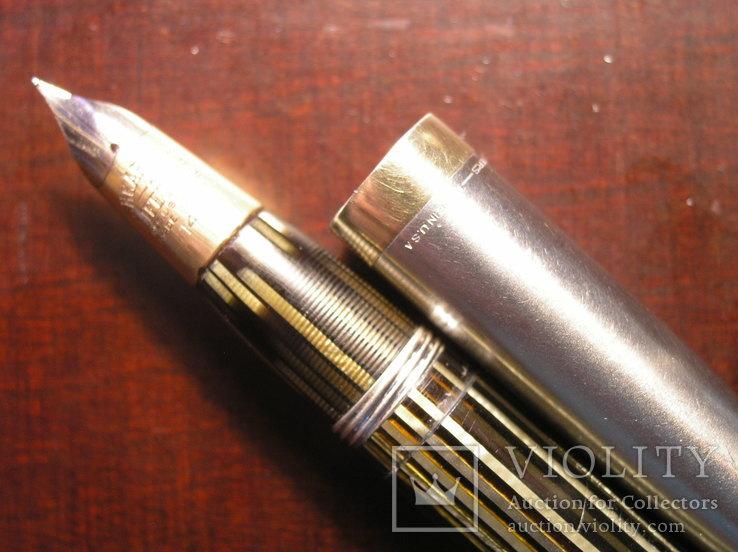 Ручка перьевая sheaffer lifetime, фото №9