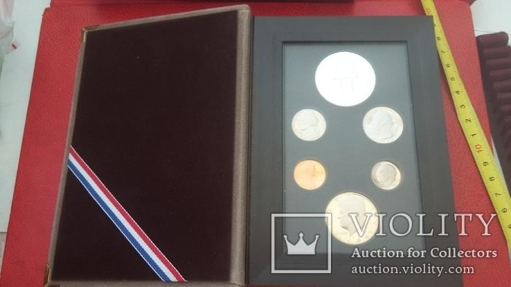 Набор монет США 1984 года, фото №2