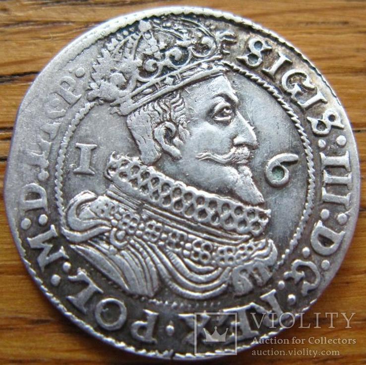 Орт Гданьск 1625 г.