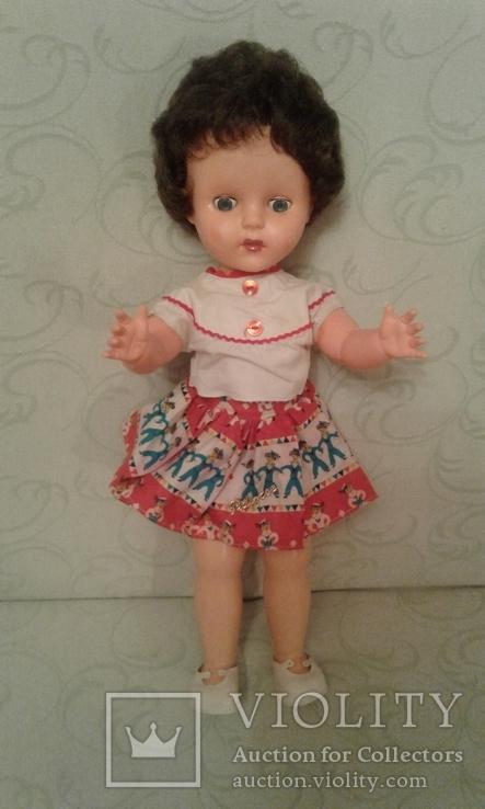 Кукла Англия бренд Pedigree  44 см  - 60 г.г., фото №2